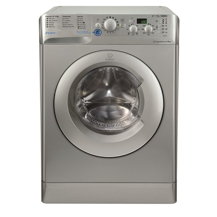 Indesit Innex Bwd71453s A    Rated 7kg 1400 Spin Washing