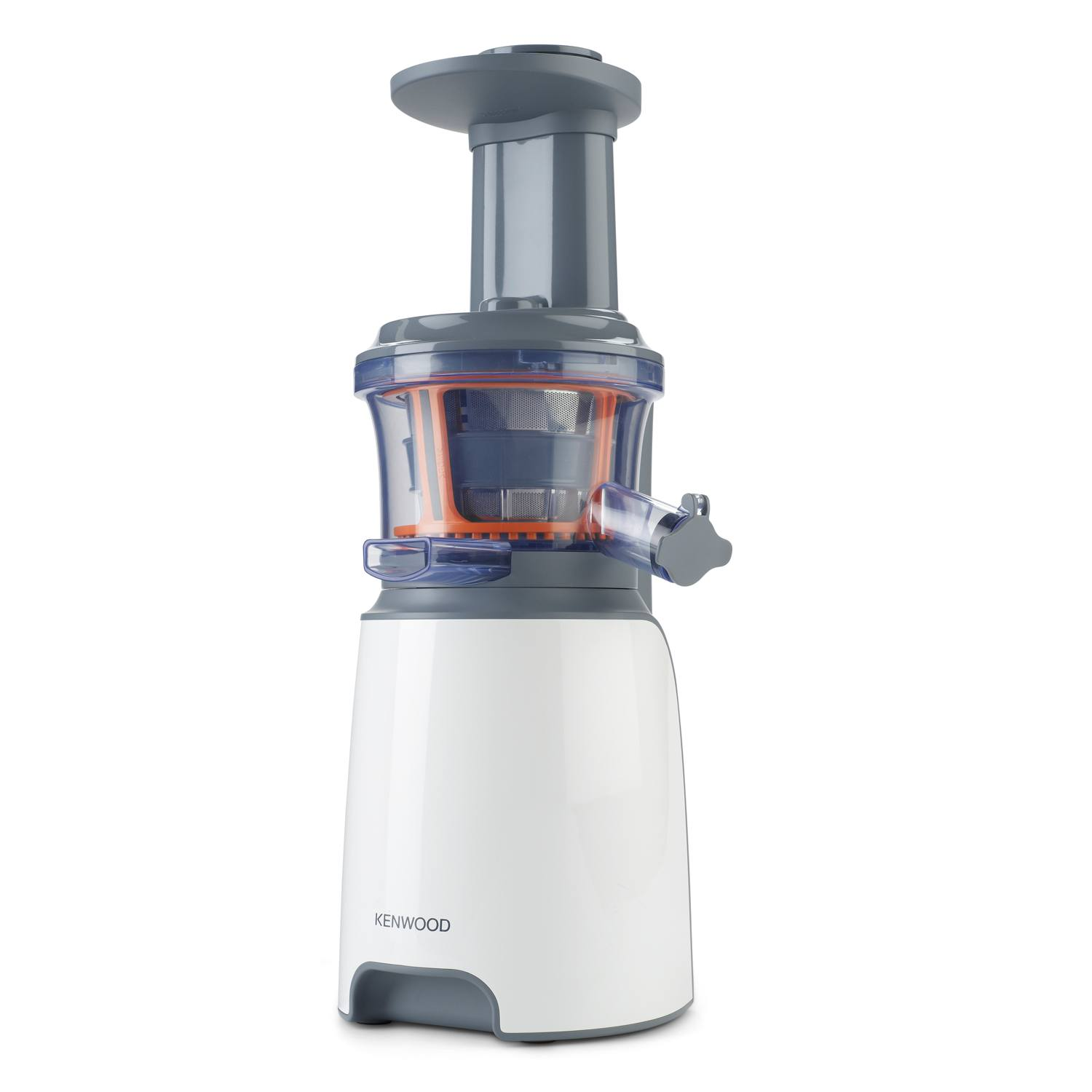 Kenwood JMP601WH 1 Litre Pure Juice Slow Press Juicer in ...