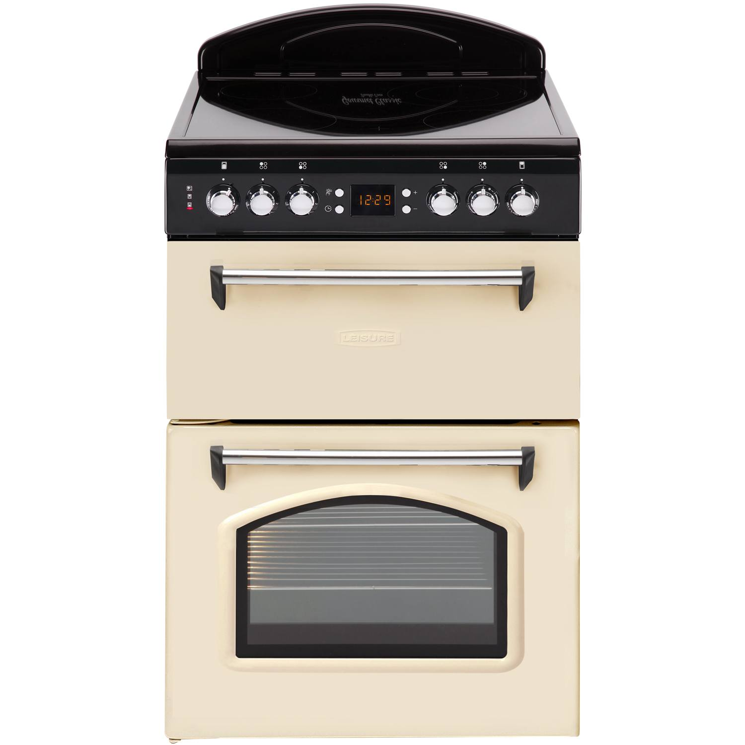 Leisure Cla60cec 60cm 4 Hotplate Burners Classic Mini