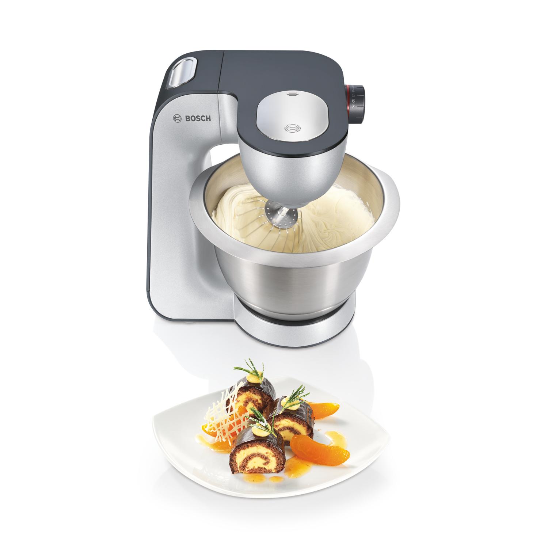 bosch mum59340gb 1000 watts 3 9 litres kitchen machine stand mixer in silver 4242002871745 ebay. Black Bedroom Furniture Sets. Home Design Ideas